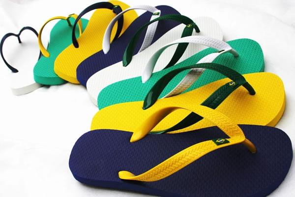 Como montar uma fábrica de chinelos personalizados