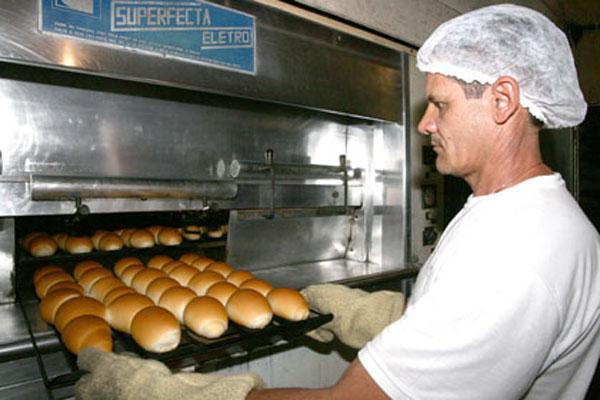 Equipamentos para padaria