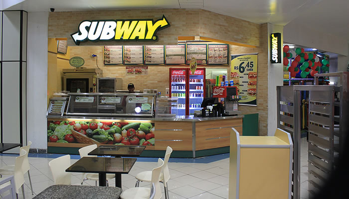 Como montar uma franquia Subway
