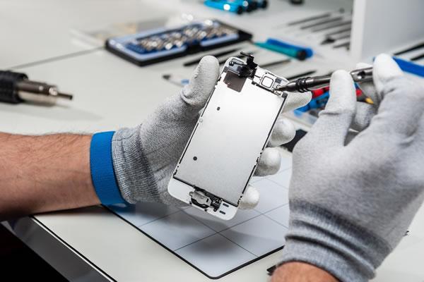 Ferramentas para consertar celular