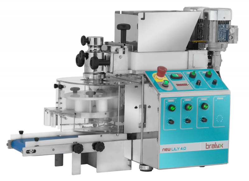 Máquina de salgados Maxiform New Lily 4.0