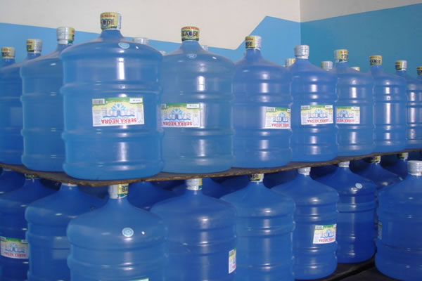 Como abrir uma distribuidora de água mineral