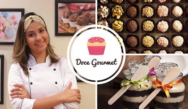 Curso Doce Gourmet - Clarissa Costa