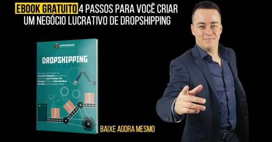 Dropshipping Baixe o ebook gratis