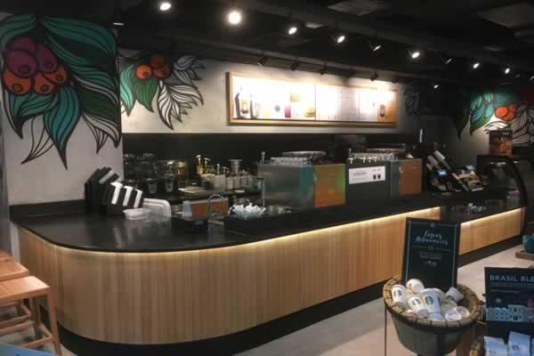 Como abrir uma franquia Starbucks