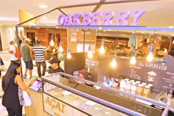 Franquia OakBerry