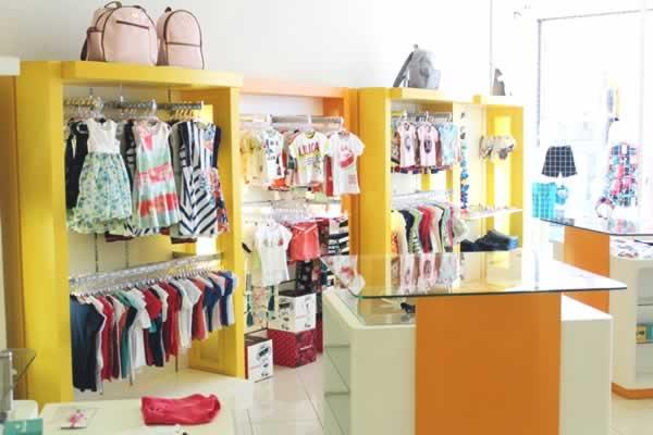 Como montar uma loja de roupas infantis