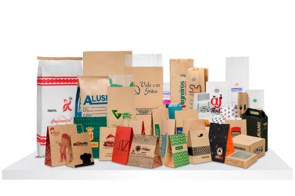 Trabalho em Casa Com Produção de Embalagens